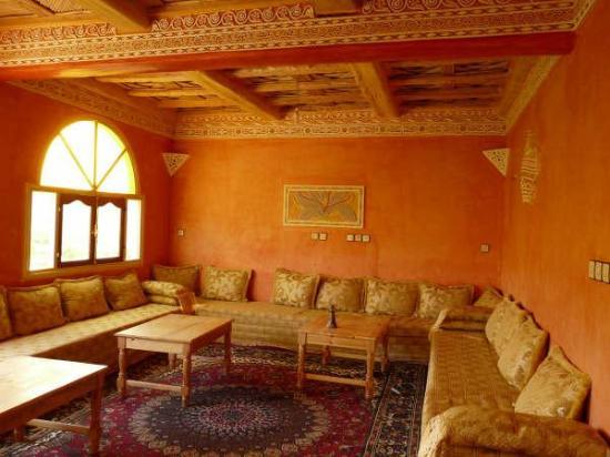 Taliouine, Maroko: Le nouveau salon