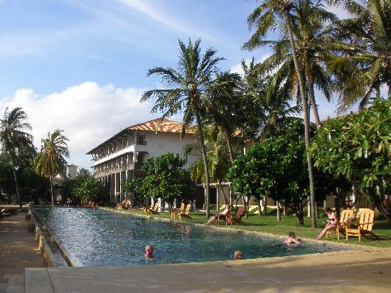 Jetwing Beach: Main Pool