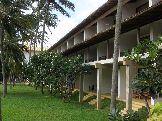 Jetwing Beach: Hotel