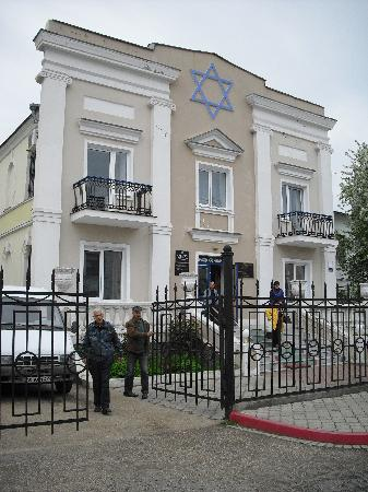The Kerch Synagogue