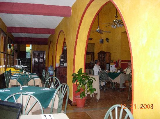 Jalpan de Serra, Meksiko: Dining Room