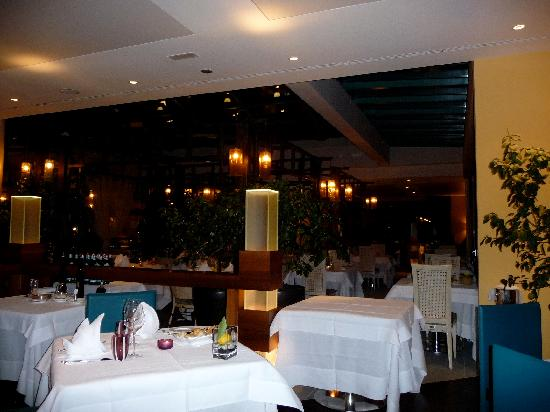 Lefay Resort & Spa Lago di Garda: Sala ristorante