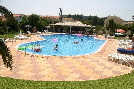 Erofili Hotel: swimming pool