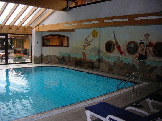 L'Ensoleille: une vue de la piscine