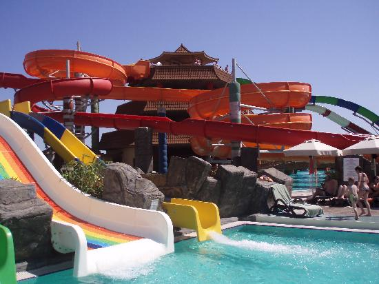 Royal Dragon Hotel: Waterpark