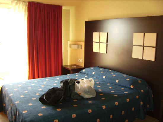 Hotel Florida Park: our room