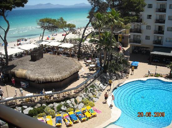 Iberostar Alcudia Park: Block 5 room 5404 - really nice!