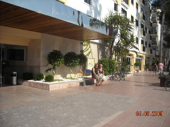 Iberostar Alcudia Park: Entrance