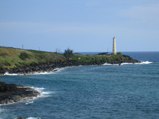 Lihue, Hawaï: Kalapaki Light house
