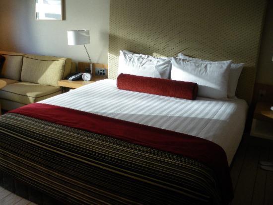 SKYCITY Grand Hotel: Comfy Bed