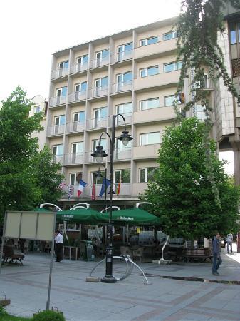 Best Western Hotel Turist: Hotel exterior