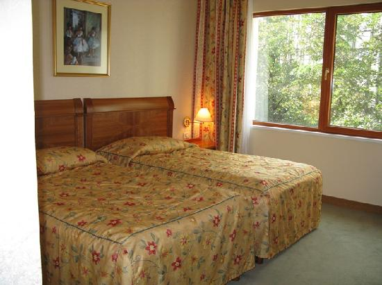 BEST WESTERN Hotel Turist: Beds