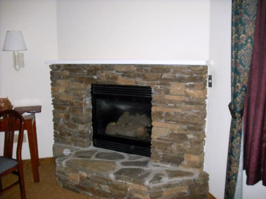 Country Inn & Suites By Carlson, Helen : Fireplace
