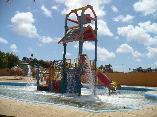 Chogogo Resort: Kiddie pool at Jan Thiel Beach