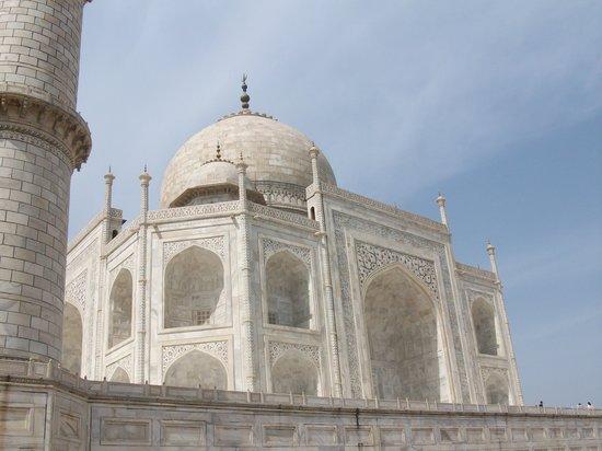 Índia: Taj Mahal
