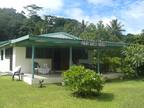 Amuri Guesthouse: the guesthouse