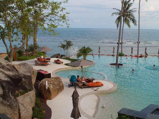 ShaSa Resort & Residences, Koh Samui: shasa Pool