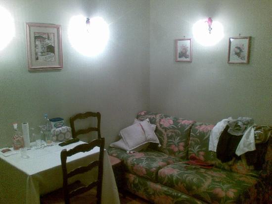 Le Pré du Moulin : chambre a 160 euro