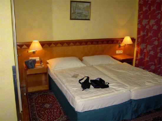 Hotel Post: Hotel Room