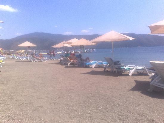 Sesin Hotel : The beach at Marmaris