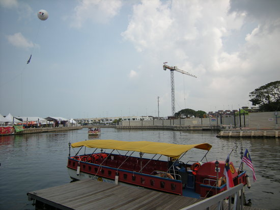 Malacca River Tour - Jetty