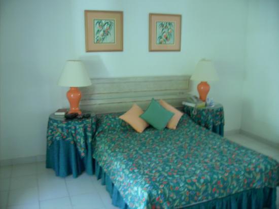 Island Inn Hotel: Matratze war sehr bequem