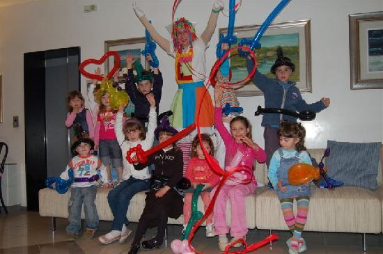 Costume Da Bagno Conchiglia : Festa dei bimbi Изображение la conchiglia hotel Беллария Иджеа