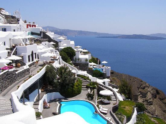 ซานโตรีนี, กรีซ: Oia