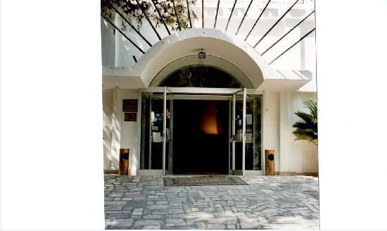 Pulsano, อิตาลี: Ingresso Eden Park Hotel