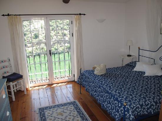 Quinta de la Rosa: room