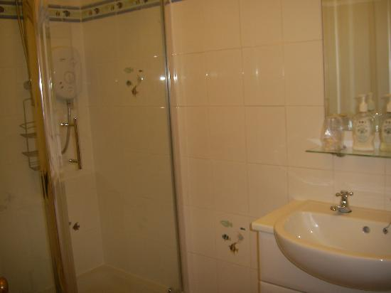 Pickwick Lodge Farm B&B: bathroom