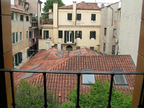 Al Gallo: view from hotel room