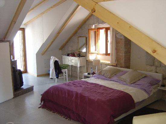 Vanjaka B&B: New attic room 1