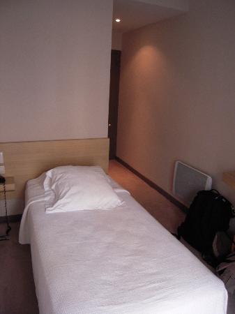 Hotel Gambetta: bed