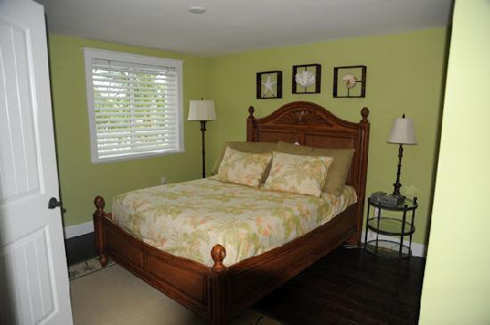 The Residence Club at Fisherman's Cove: Downstairs bedroom