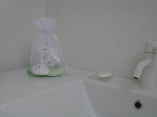 Hotel Home Florence: bathroom amenities