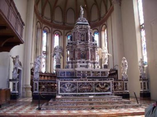 It's amazing altar