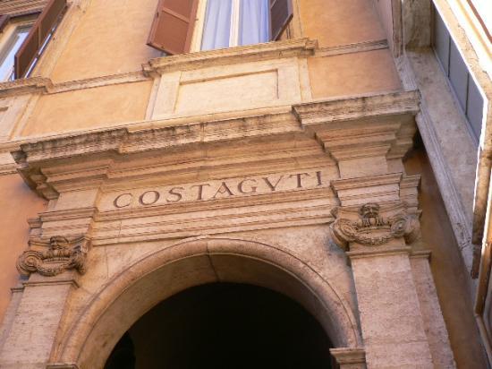 Costaguti Palace B&B: tuscanbride40
