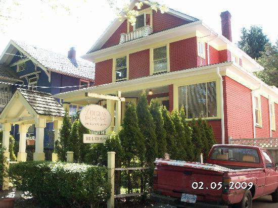 Douglas Guest House: Douglas B&B