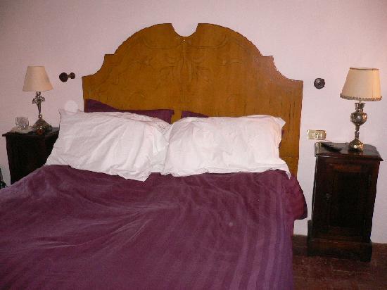 Osteria del Vicario: Room 4