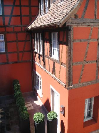 Hotel Cour du Corbeau Strasbourg - MGallery Collection: Vue du Salon