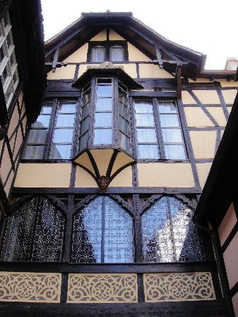 Hotel Cour du Corbeau Strasbourg - MGallery Collection: Arrivé de l hotel par la cour du Corbeau