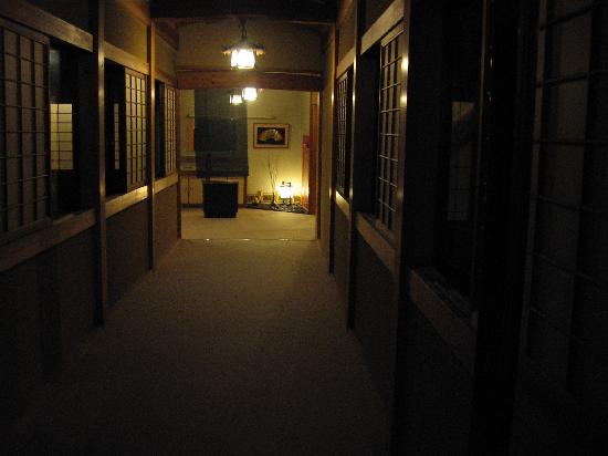 Hida Gasshoen: Interior of ryokan