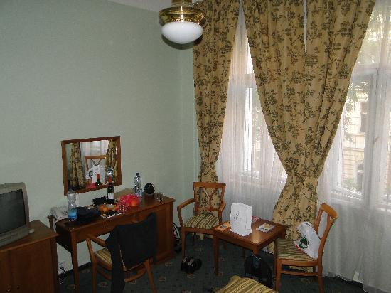 Hotel Anna: Room