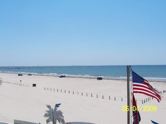 IB Magee Beach Park: Beach view