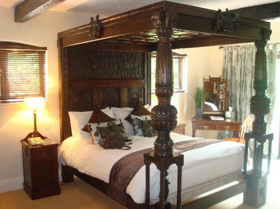 Restaurant Sat Bains with Rooms: Charles II room