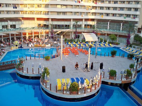 Main Fun Pool Picture Of Alaiye Resort Spa Hotel Turkler
