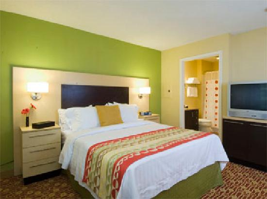 TownePlace Suites Columbia Southeast/Fort Jackson: Rooms