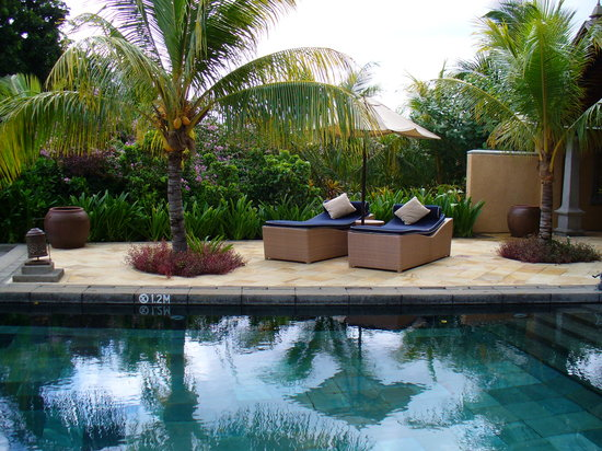 Maradiva Villas Resort and Spa: Private Plunge pool