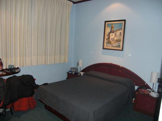 Sur Hotel: superior room